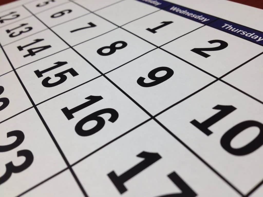 Vente de calendriers : attention aux fraudeurs